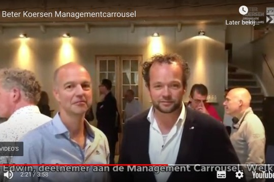 Management Carrousel Vlog